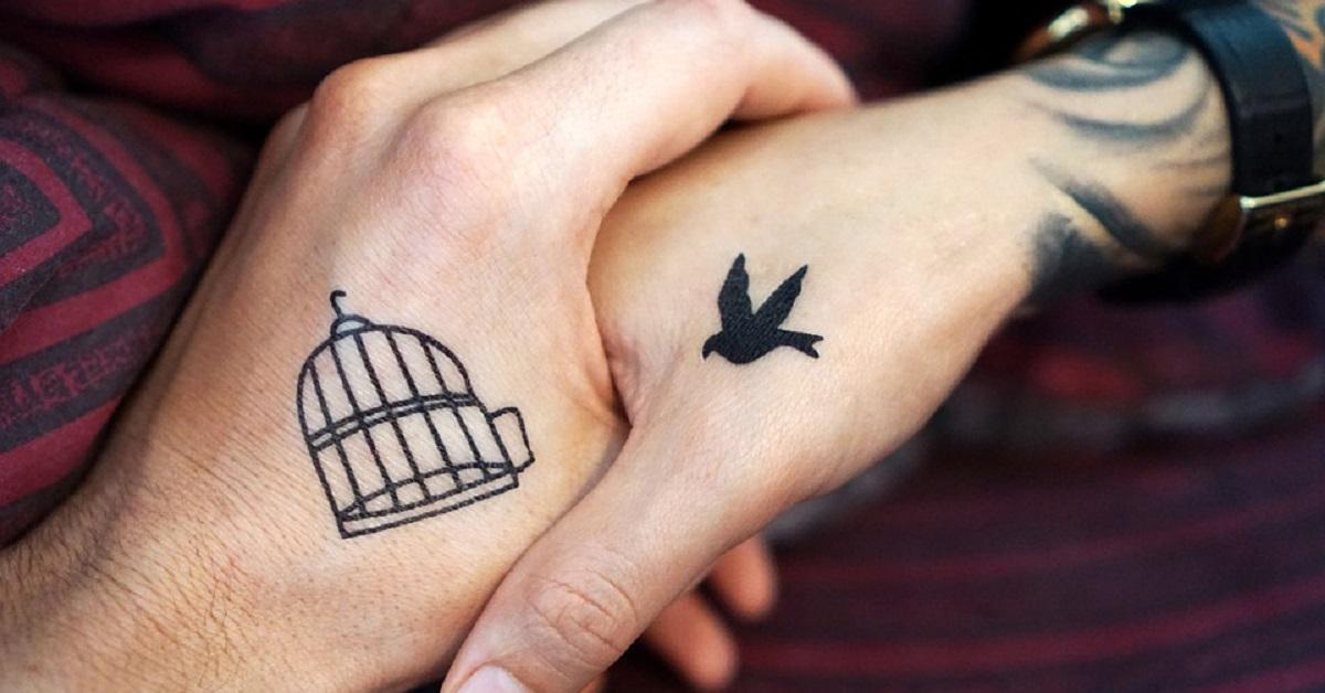 portada tatuajes parejas -