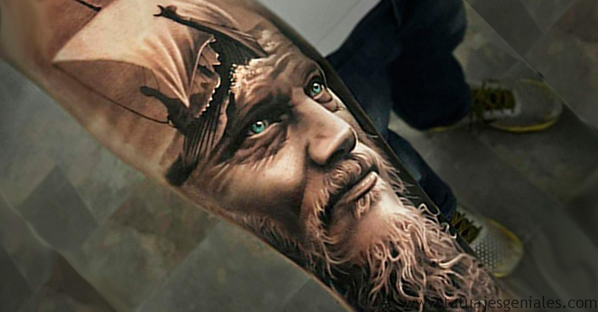 portada tatuajes vikingos