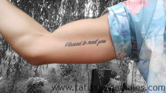 tattoo brazos frases nombres 3