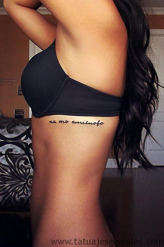 tattoo frases letras nombres 1