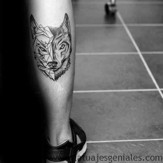 tattoo hombre piernas tatuajes 11