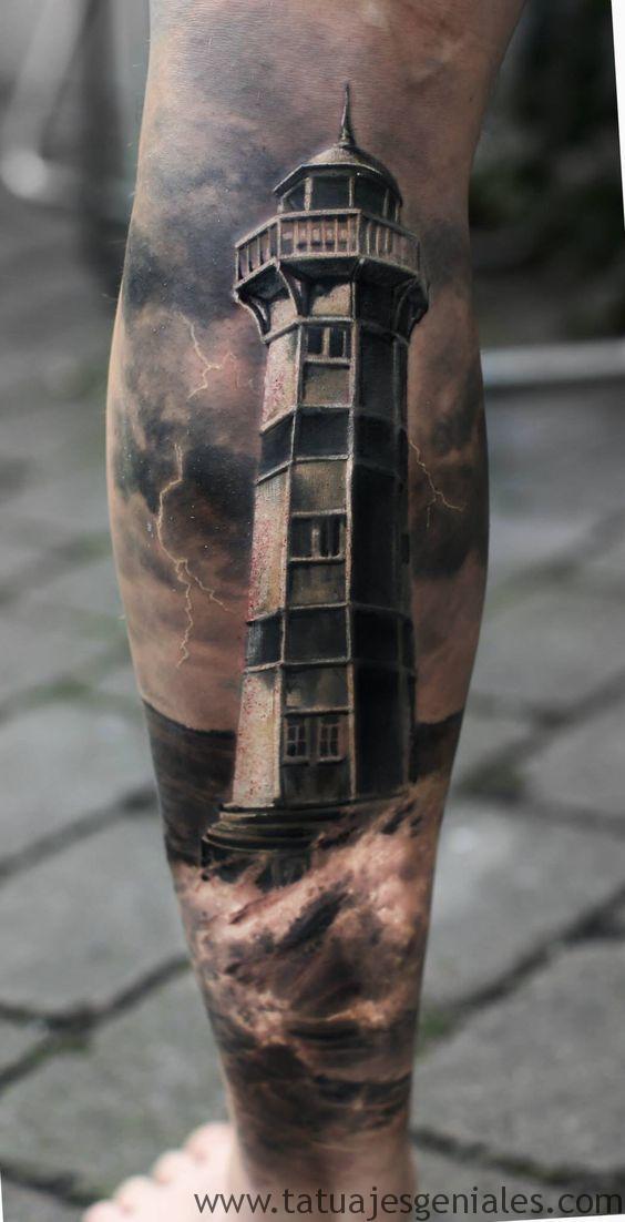 tattoo hombre piernas tatuajes 14