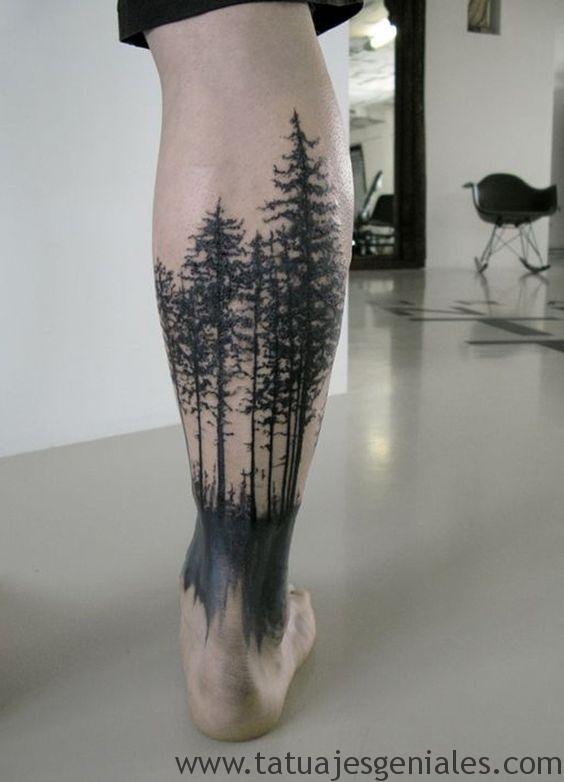 tattoo hombre piernas tatuajes 4