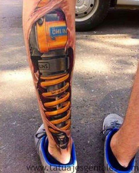 tattoo hombre piernas tatuajes 6