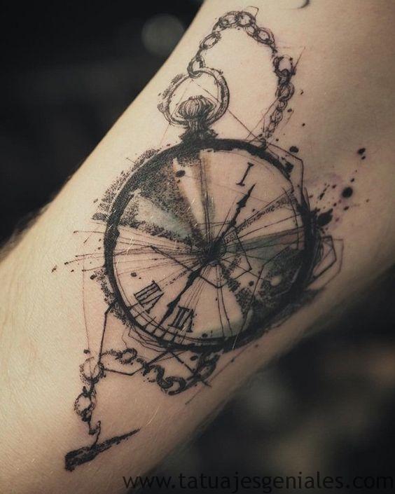 tattoo relojes 2