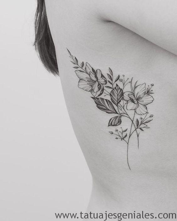 tattoo rosas flores 3
