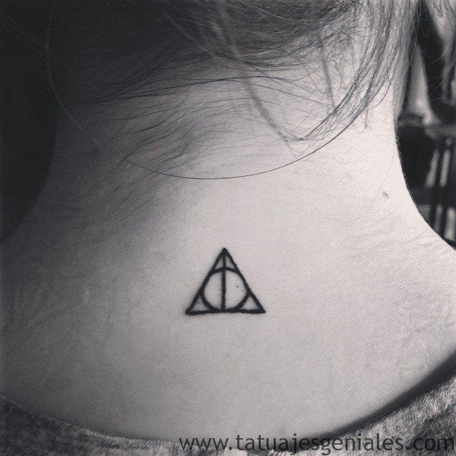 tatu pequeño espalda 2