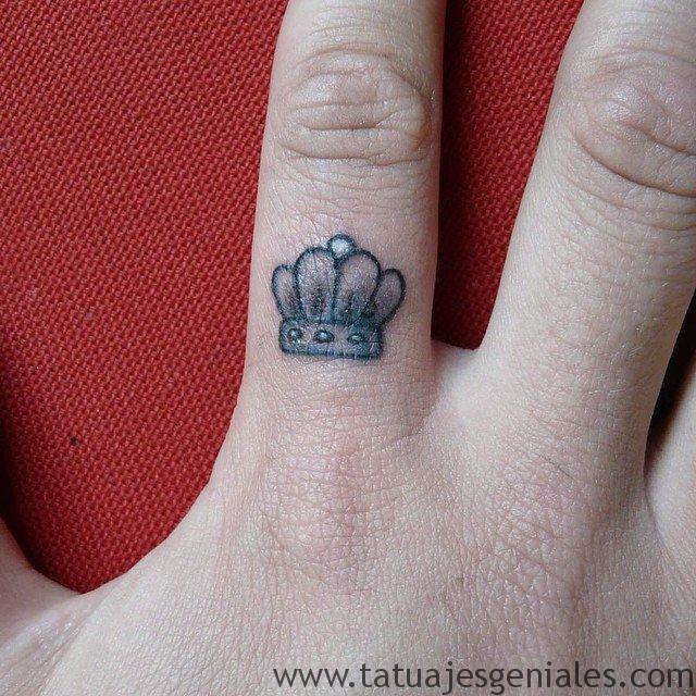 tatuaje pequeño pareja hermana amiga 1