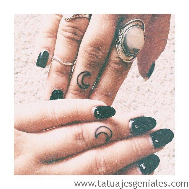 tatuaje pequeño pareja hermana amiga 7 -