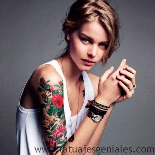 tatuajes brazo mujeres 10