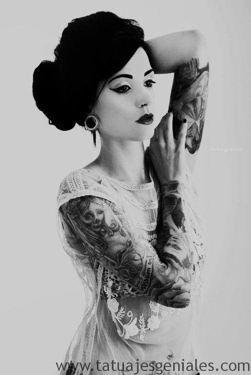 tatuajes brazo mujeres 11