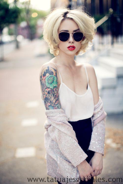 tatuajes brazo mujeres 2