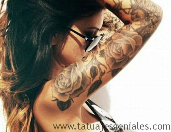 tatuajes brazo mujeres 4