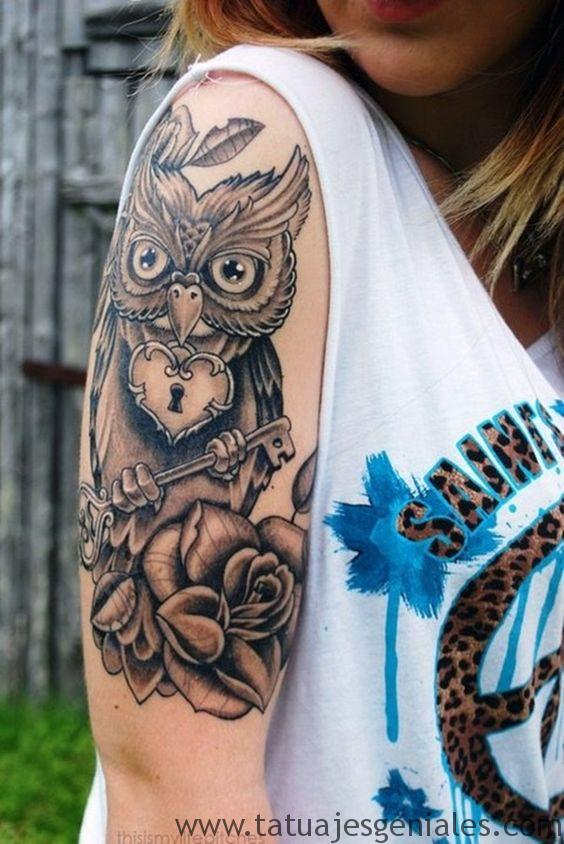 tatuajes brazo mujeres 5