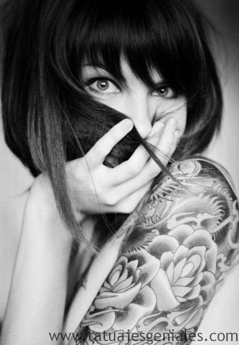 tatuajes brazo mujeres 8