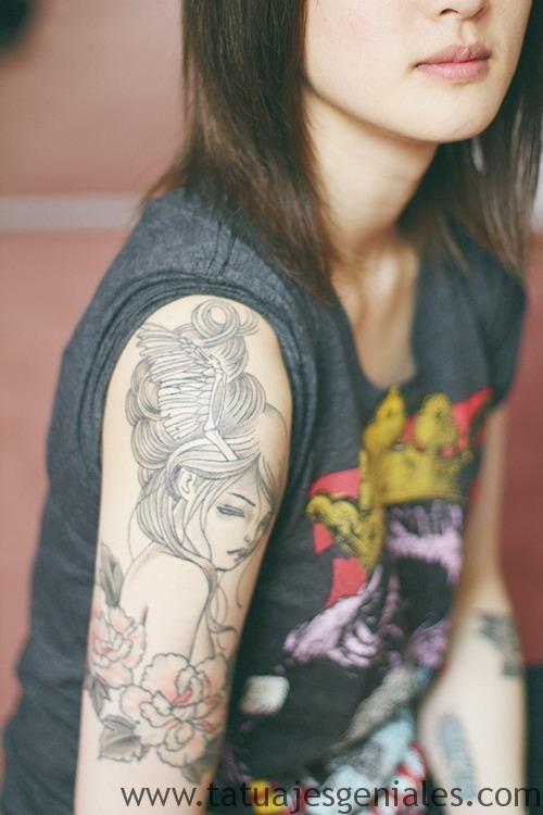 tatuajes brazo mujeres 9