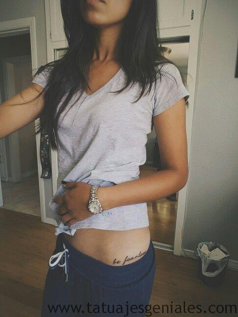 tatuajes cadera frases 4