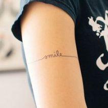 40 Ideas De Tipografias Y Letras Para Tatuajes Decoraciones