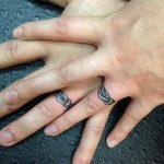 tatuajes de parejas con anillos 2 150x150