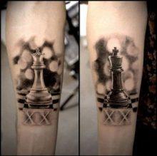 tatuajes de parejas muy originales 1 220x219 -