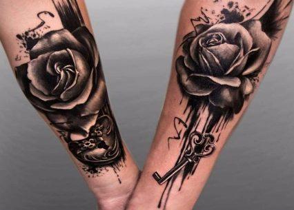 tatuajes de parejas muy originales 7 426x305 -