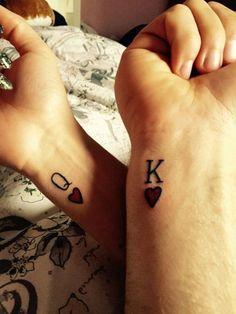 tatuajes de parejas pequeños 5 -