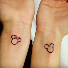tatuajes de parejas pequeños 8 -