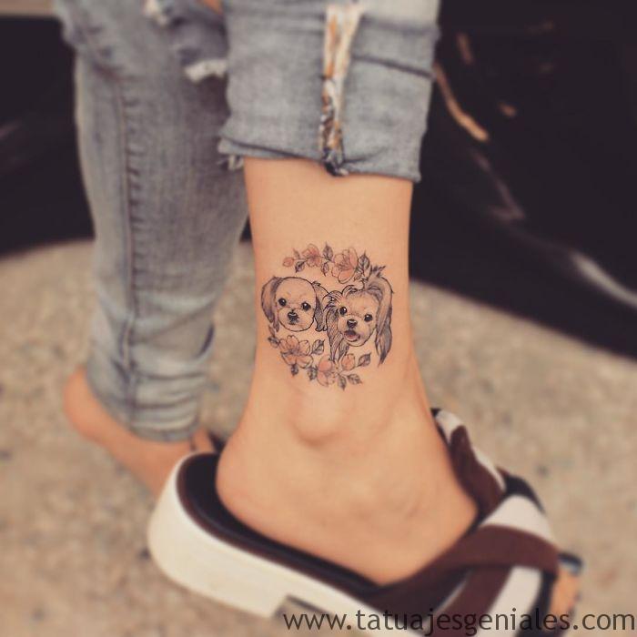 tatuajes de perros 13