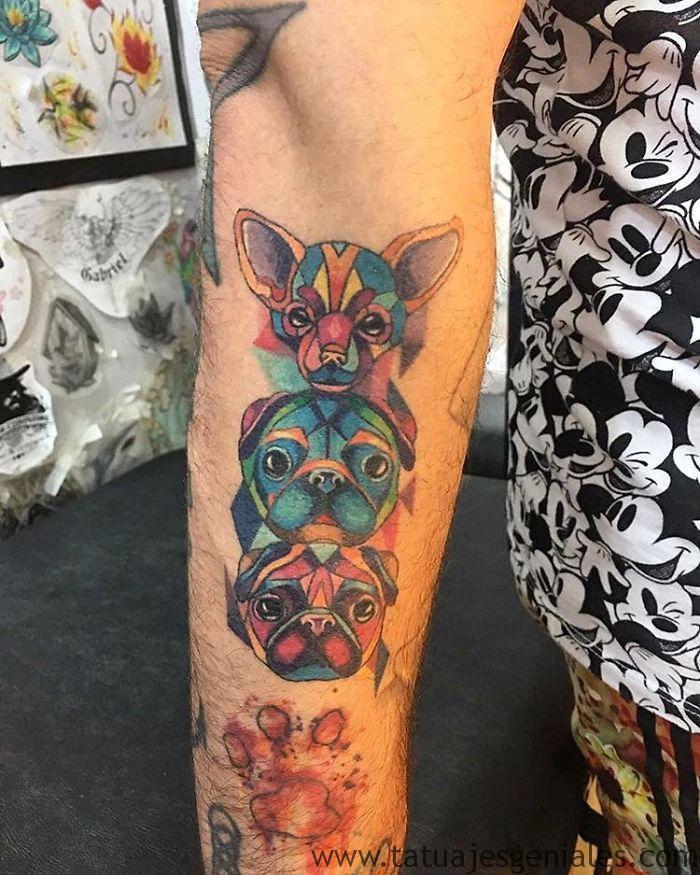 tatuajes de perros 15