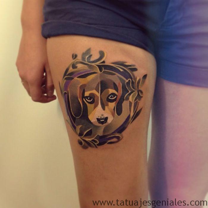 tatuajes de perros 16