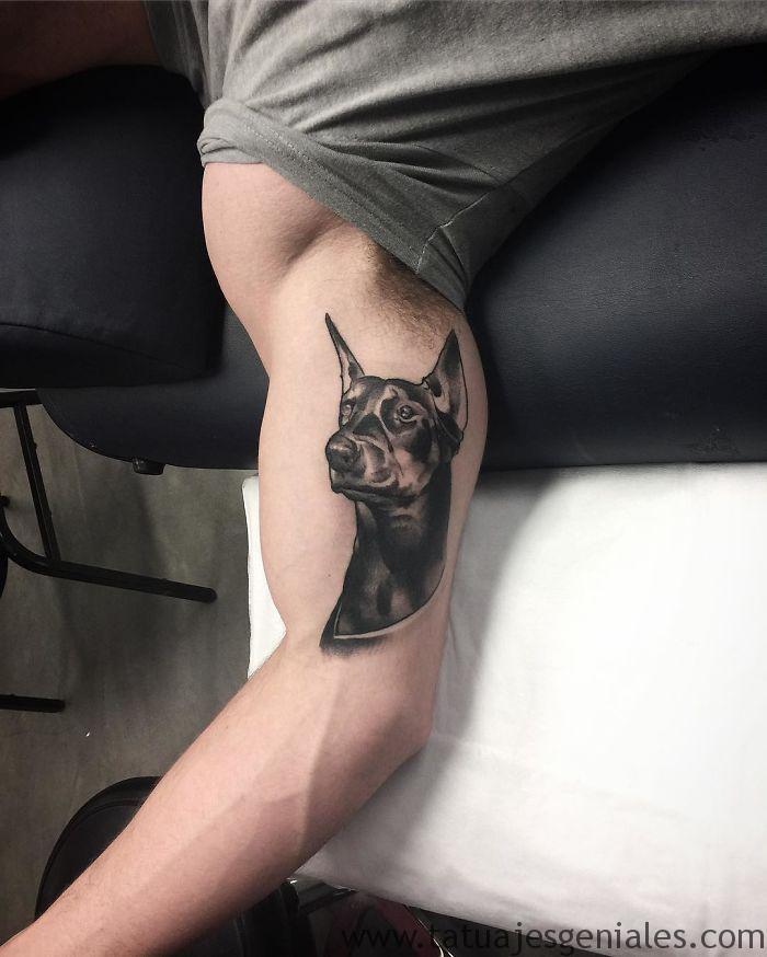 tatuajes de perros 23