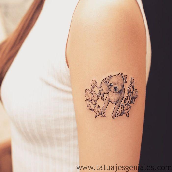 tatuajes de perros 24