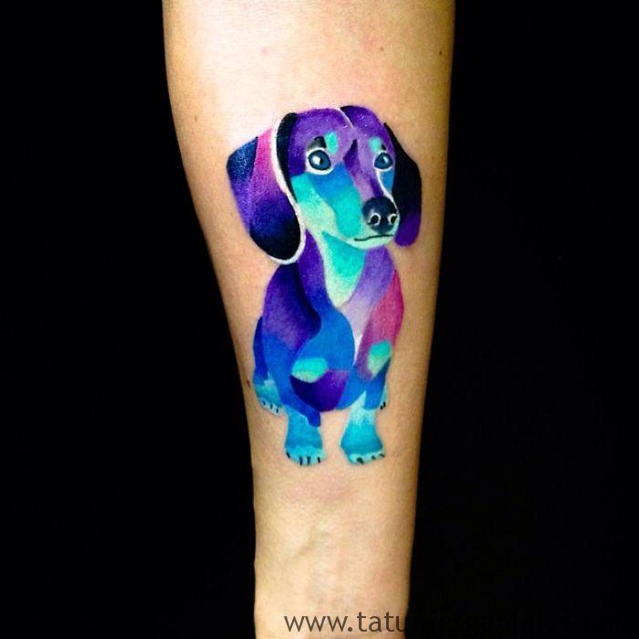 tatuajes de perros 32