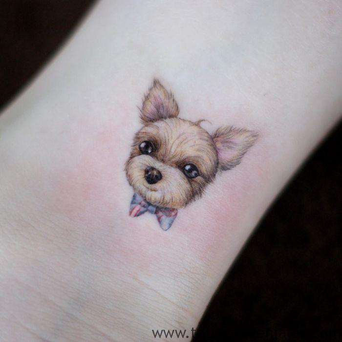 tatuajes de perros 34