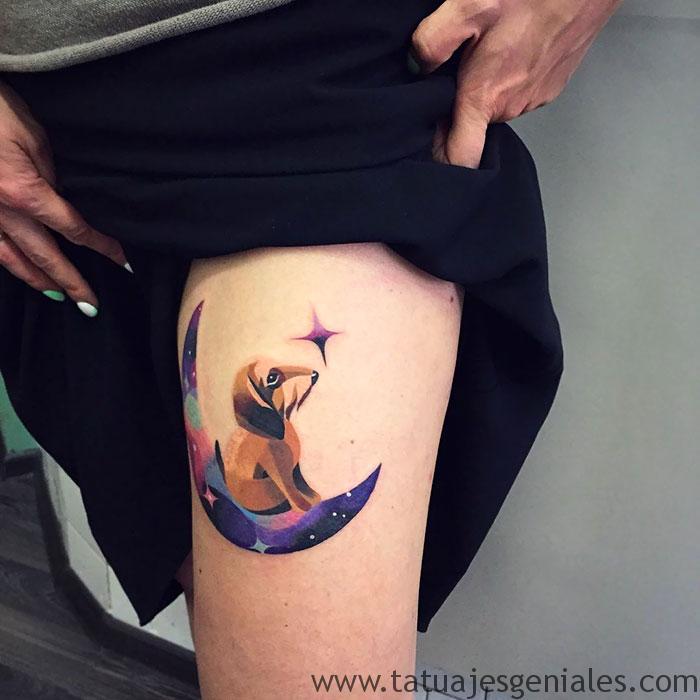 tatuajes de perros 35