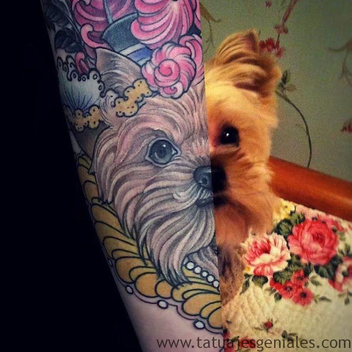tatuajes de perros 36