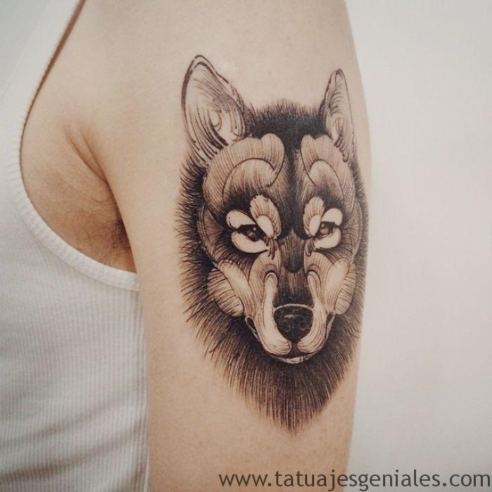 tatuajes de perros 4