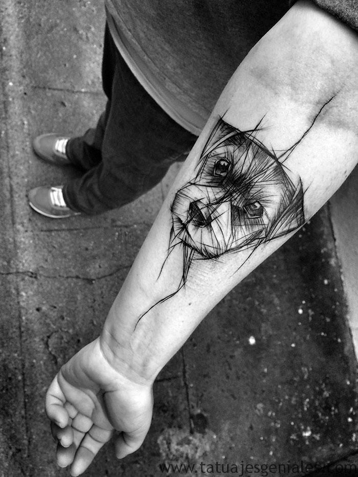 tatuajes de perros 43
