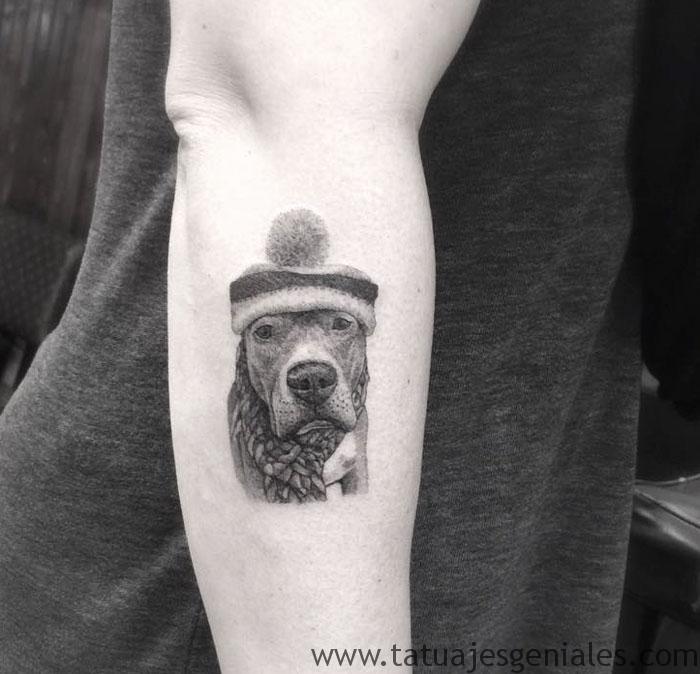 tatuajes de perros 44