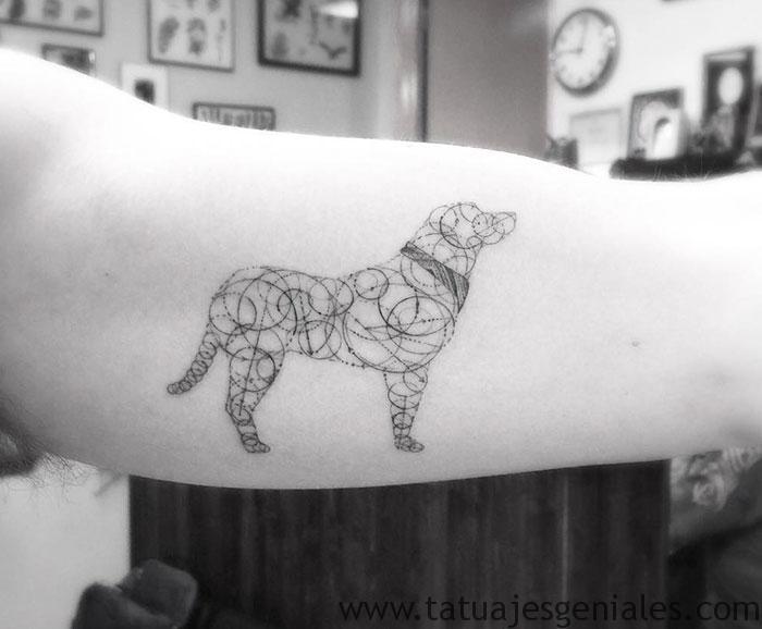 tatuajes de perros 45