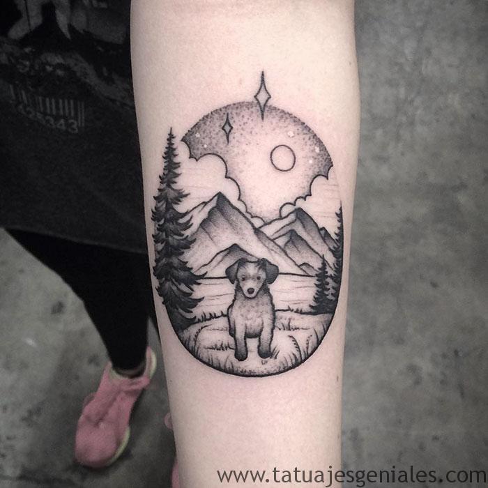 tatuajes de perros 47