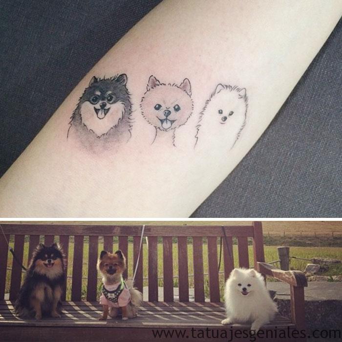 tatuajes de perros 48