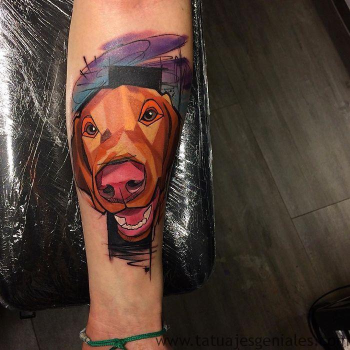 tatuajes de perros 5