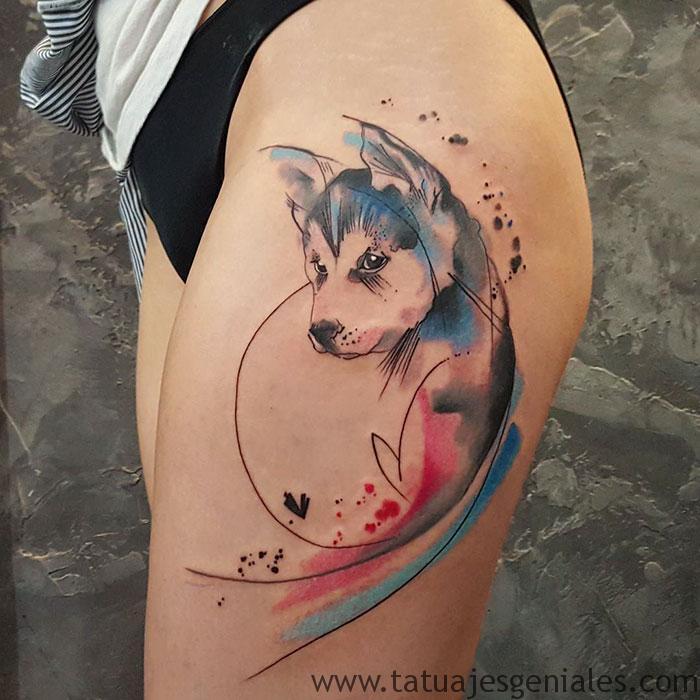 tatuajes de perros 52