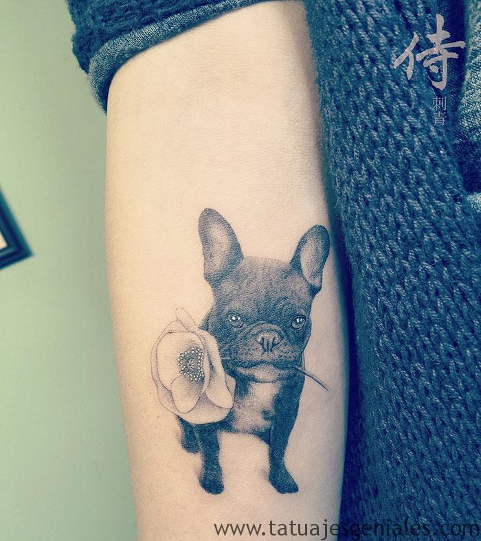 tatuajes de perros 55