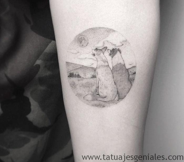 tatuajes de perros 56
