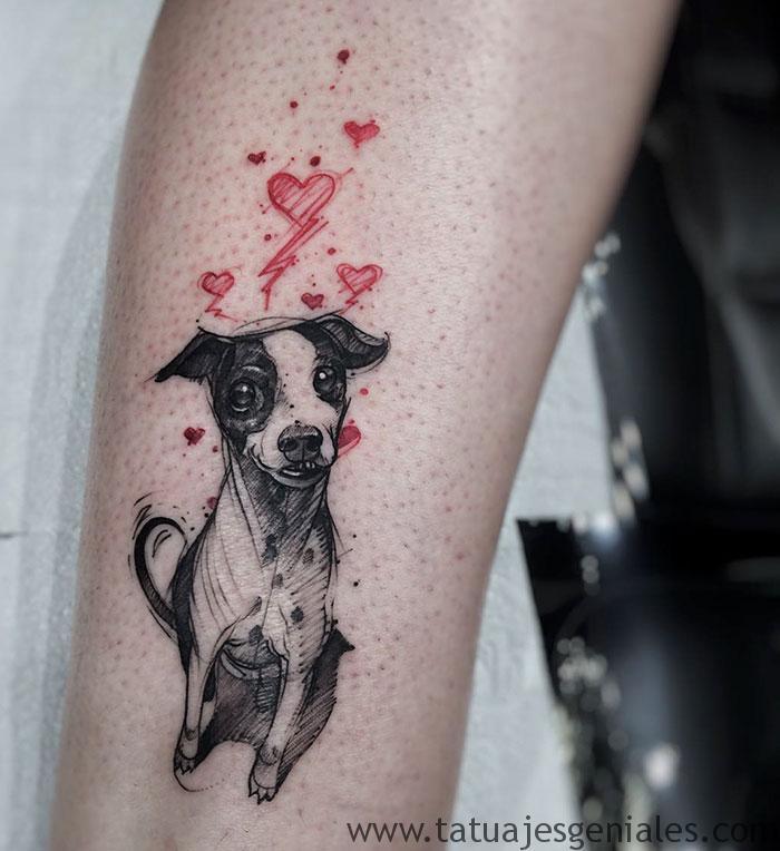 tatuajes de perros 57