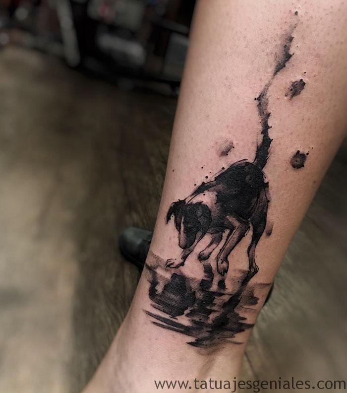 tatuajes de perros 58