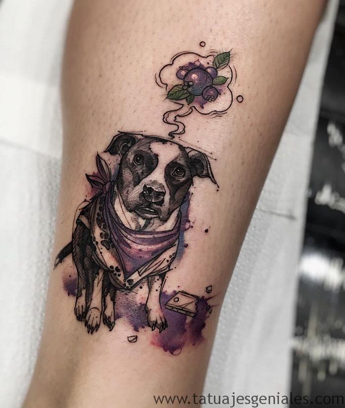 tatuajes de perros 60