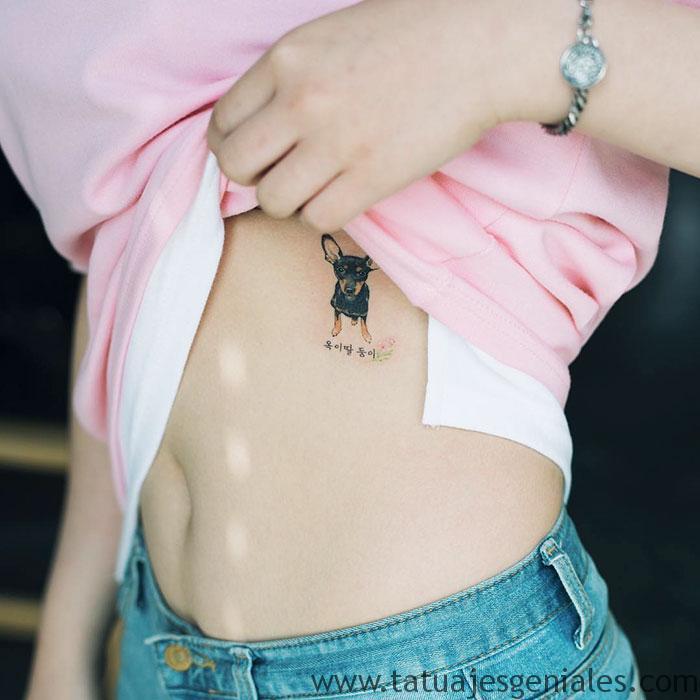 tatuajes de perros 61